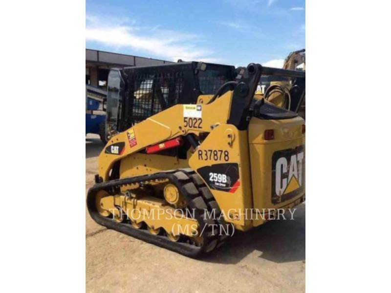 CATERPILLAR MINICARGADORAS 259B3 equipment  photo 3