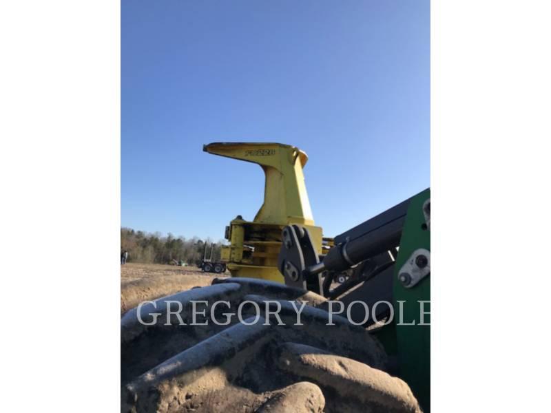 DEERE & CO. EXPLOITATION FORESTIÈRE - ABATTEUSES-GROUPEUSES - SUR PNEUS 843L equipment  photo 24