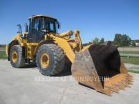 Equipment photo CATERPILLAR 972H PÁ-CARREGADEIRAS DE RODAS/ PORTA-FERRAMENTAS INTEGRADO 1