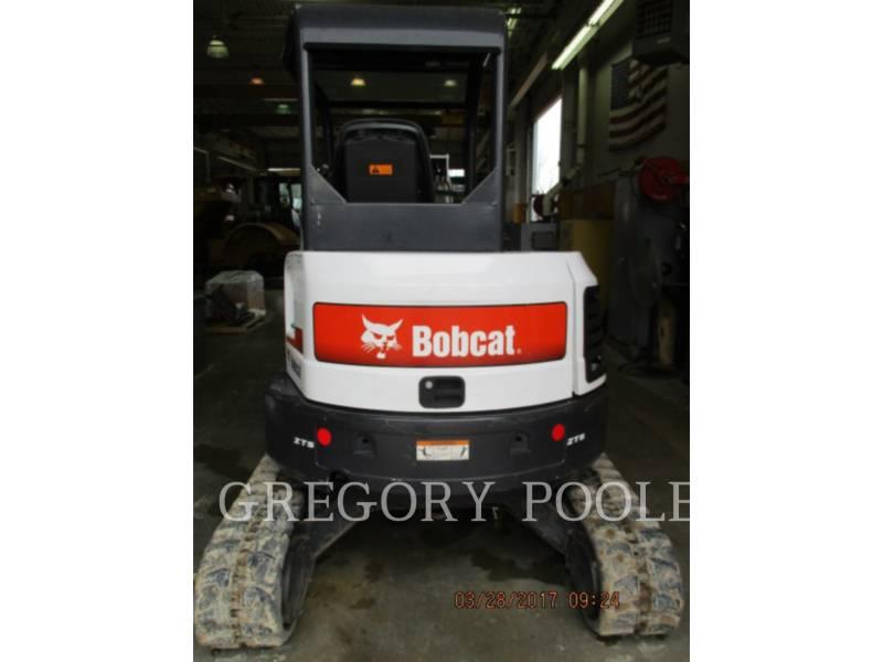 BOBCAT TRACK EXCAVATORS E35 equipment  photo 5