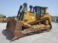 CATERPILLAR TRACK TYPE TRACTORS D8RLRC equipment  photo 1