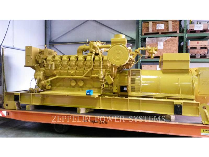 CATERPILLAR STACJONARNY - GAZ ZIEMNY (OBS) G3516 PPO G1000  equipment  photo 1
