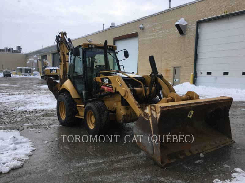 CATERPILLAR CHARGEUSES-PELLETEUSES 450E equipment  photo 2