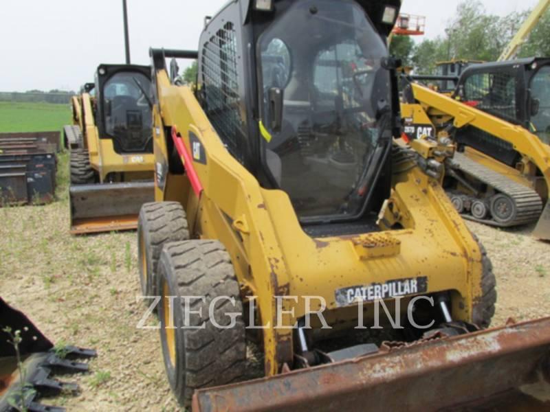 CATERPILLAR SKID STEER LOADERS 262C2HF equipment  photo 2
