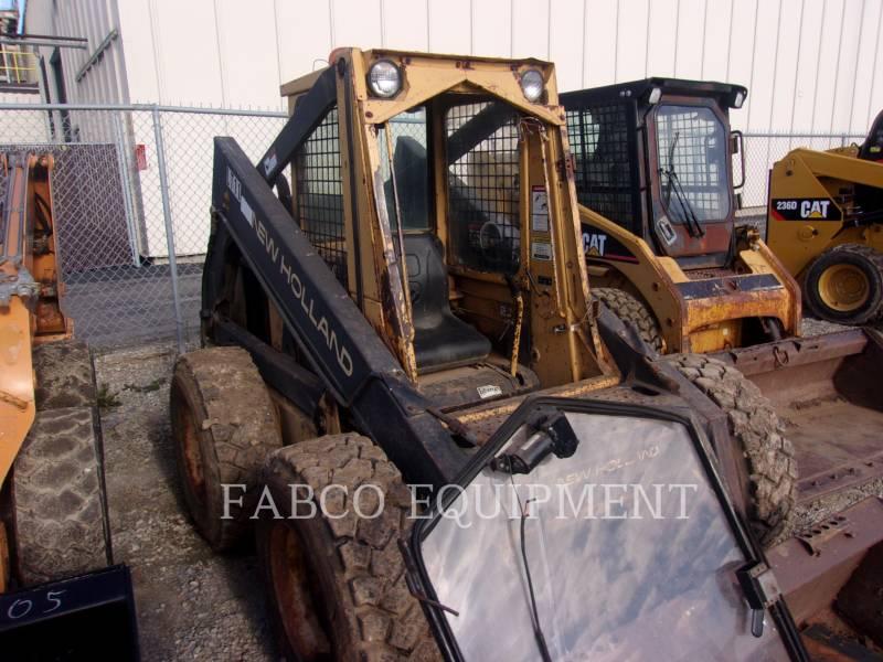 NEW HOLLAND LTD. MINICARREGADEIRAS L785 equipment  photo 2