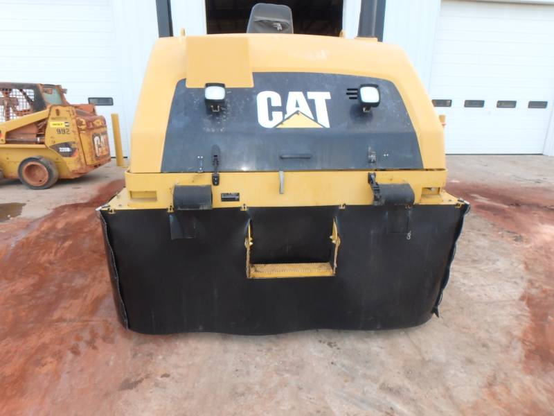 CATERPILLAR PNEUMATIC TIRED COMPACTORS PS-360C equipment  photo 9