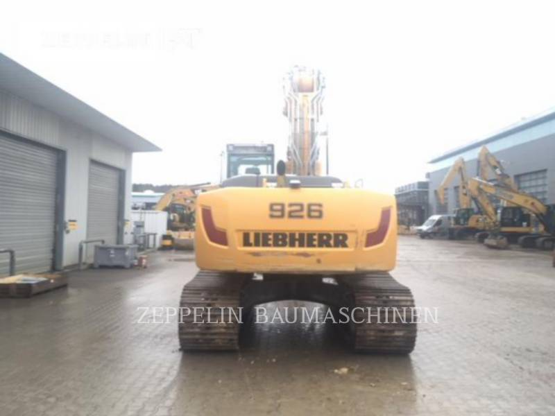LIEBHERR PELLES SUR CHAINES R926LI equipment  photo 5