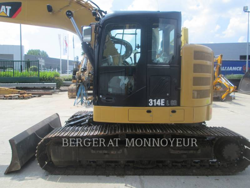 CATERPILLAR EXCAVADORAS DE CADENAS 314ELCR equipment  photo 5
