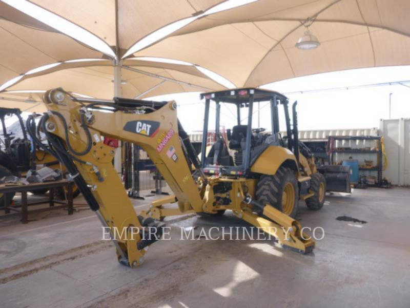 CATERPILLAR CHARGEUSES-PELLETEUSES 420F24EOIP equipment  photo 2
