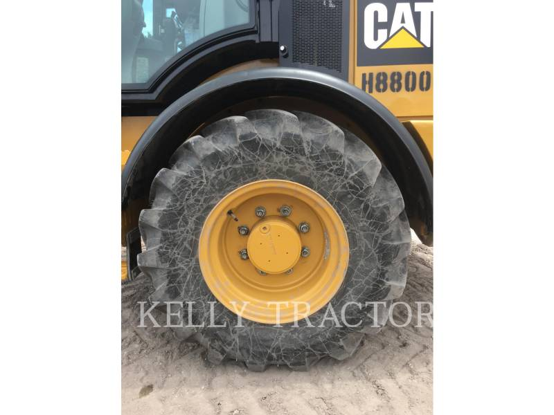 CATERPILLAR WHEEL LOADERS/INTEGRATED TOOLCARRIERS 908M equipment  photo 10