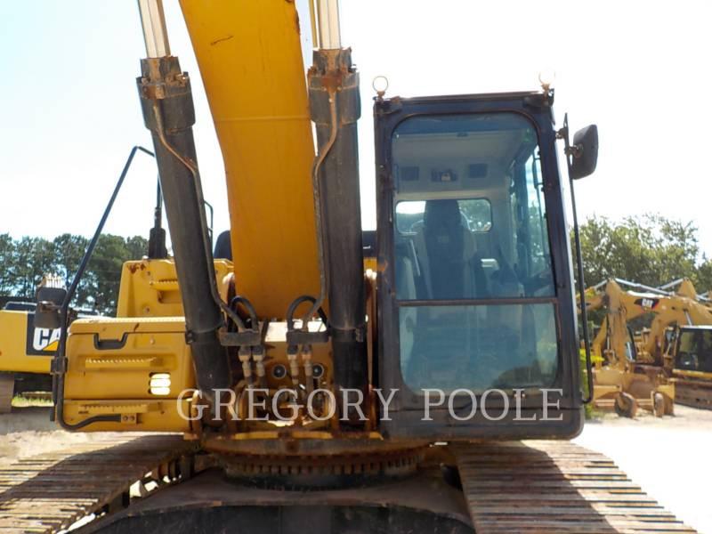 CATERPILLAR TRACK EXCAVATORS 349F L equipment  photo 3
