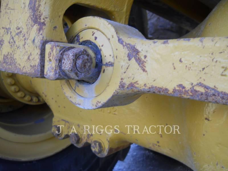 CATERPILLAR KNICKGELENKTE MULDENKIPPER 740 T equipment  photo 20