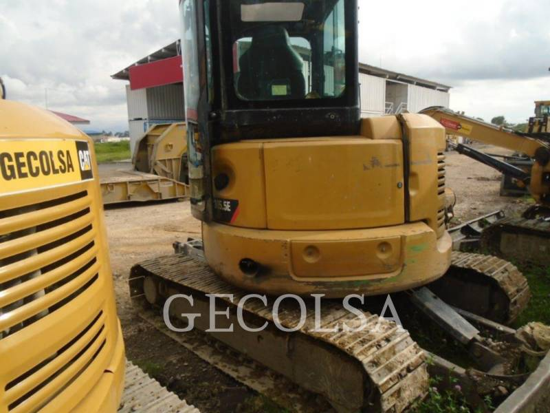 CATERPILLAR KOPARKI GĄSIENICOWE 305.5ECR equipment  photo 3