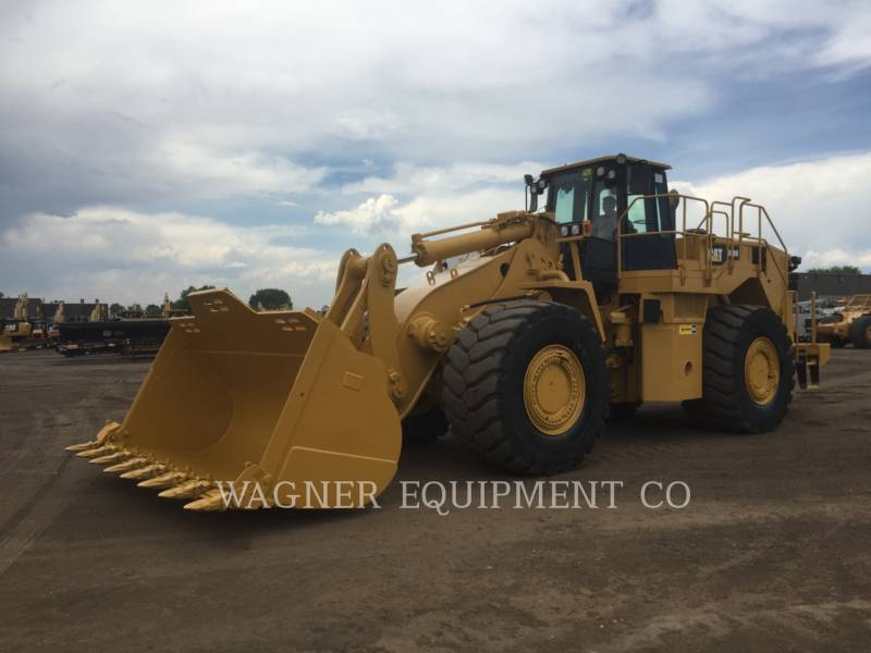CATERPILLAR CARGADORES DE RUEDAS 988H equipment  photo 1