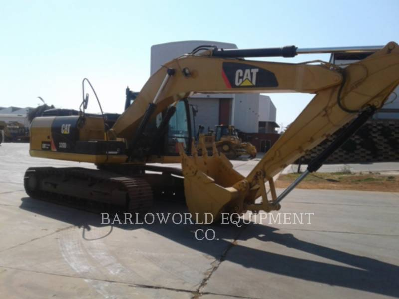 CATERPILLAR PELLE MINIERE EN BUTTE 320D2L equipment  photo 3