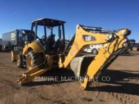 CATERPILLAR BAGGERLADER 416F2 4EO equipment  photo 2