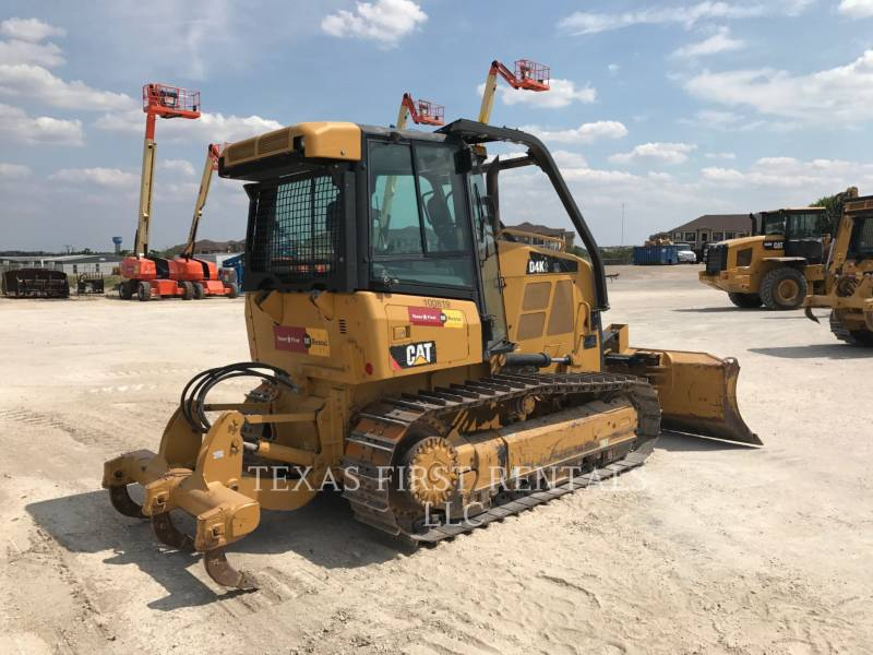 CATERPILLAR TRACTORES DE CADENAS D 4 K XL equipment  photo 4