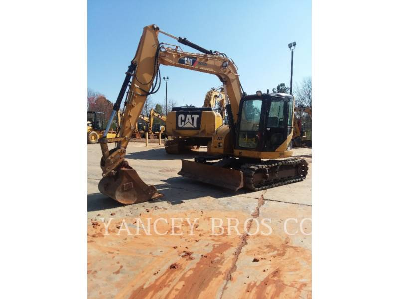 CATERPILLAR EXCAVADORAS DE CADENAS 308C RUBER equipment  photo 1