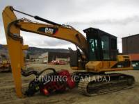 Equipment photo CATERPILLAR 320DFMHW FORESTRY - PROCESSOR 1