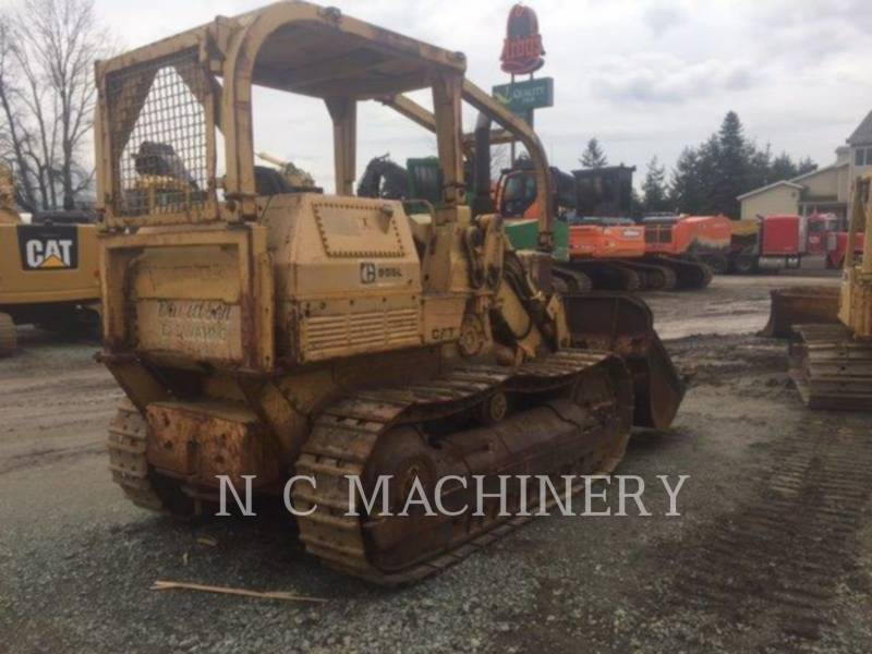 CATERPILLAR WHEEL LOADERS/INTEGRATED TOOLCARRIERS 955 equipment  photo 4