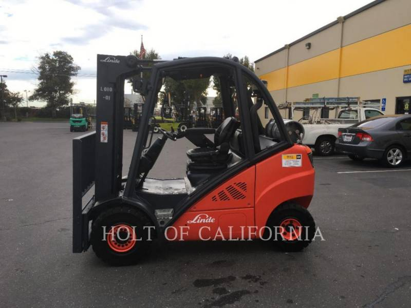 LINDE FORKLIFTS H30T equipment  photo 2