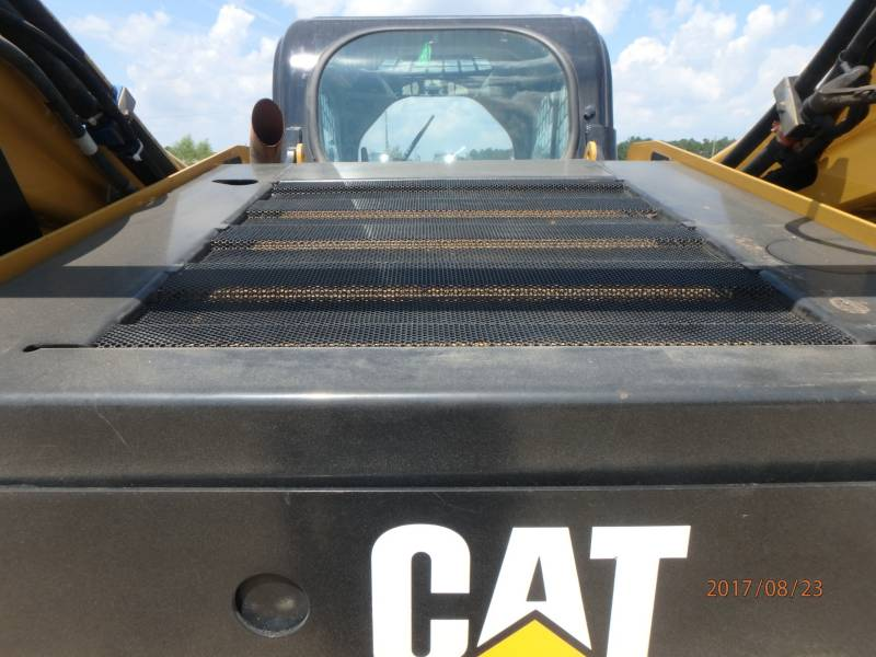 Caterpillar ÎNCĂRCĂTOARE PENTRU TEREN ACCIDENTAT 299D equipment  photo 24