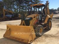 CATERPILLAR BACKHOE LOADERS 420F S4OME equipment  photo 2