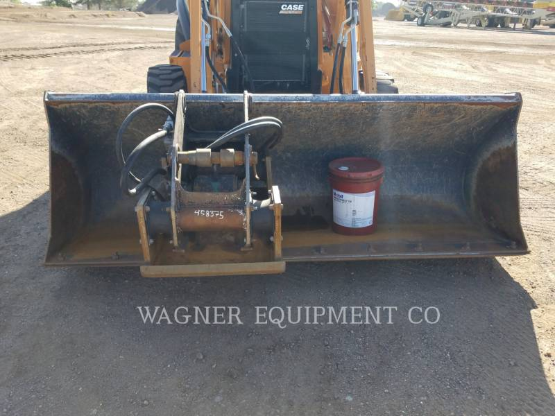 CASE BAGGERLADER 580SUPERN equipment  photo 18