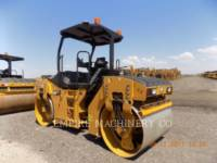 CATERPILLAR TAMBOR DOBLE VIBRATORIO ASFALTO CB7 equipment  photo 3