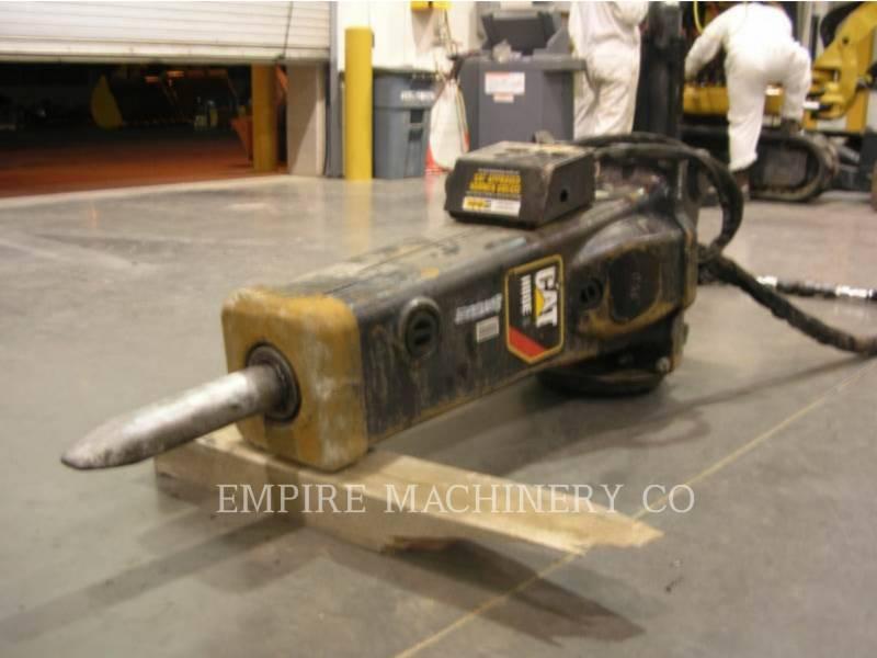 CATERPILLAR WT - ハンマー H80ES 420 equipment  photo 1