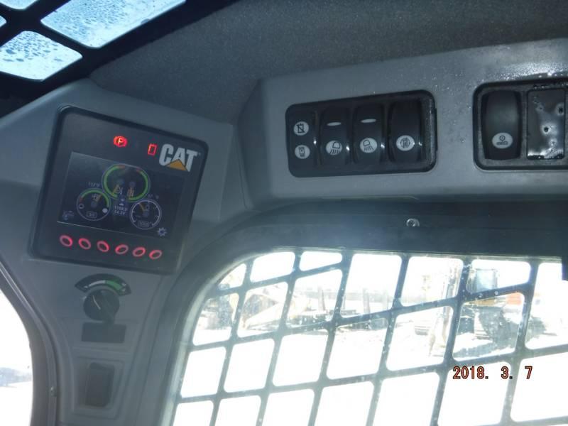CATERPILLAR 多様地形対応ローダ 299D equipment  photo 13