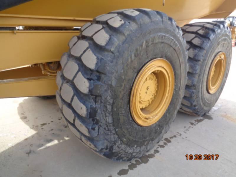 Caterpillar CAMIOANE ARTICULATE 745C equipment  photo 17