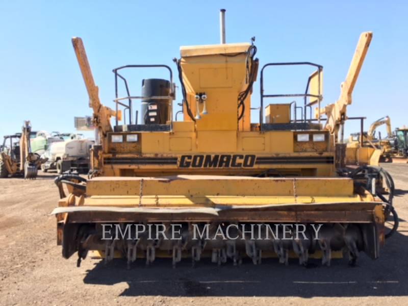 GOMACO ASPHALT PAVERS 9500 equipment  photo 2