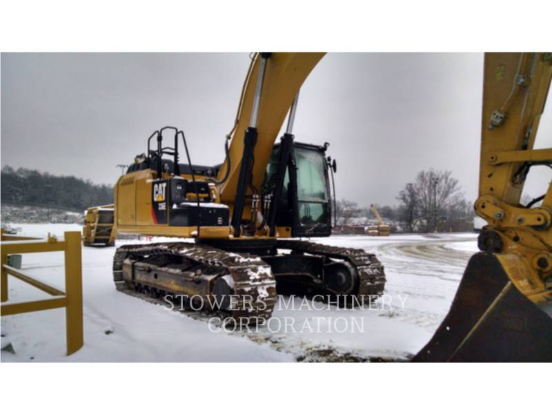CATERPILLAR PELLES SUR CHAINES 336EL HAM equipment  photo 1
