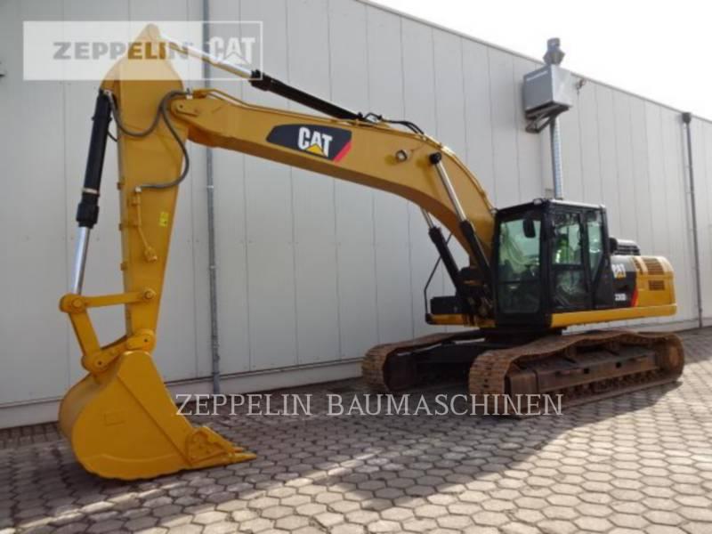 CATERPILLAR KOPARKI GĄSIENICOWE 330DL equipment  photo 1