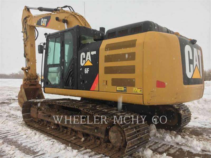 CATERPILLAR EXCAVADORAS DE CADENAS 326F L CF equipment  photo 4