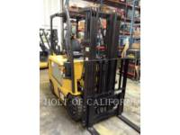 CATERPILLAR MITSUBISHI FORKLIFTS EC25LN equipment  photo 2