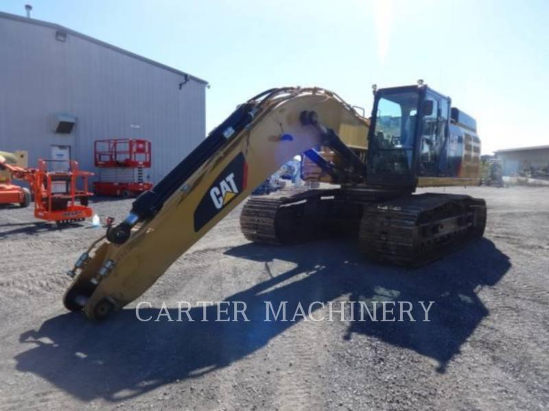CATERPILLAR TRACK EXCAVATORS 349F 11 equipment  photo 2