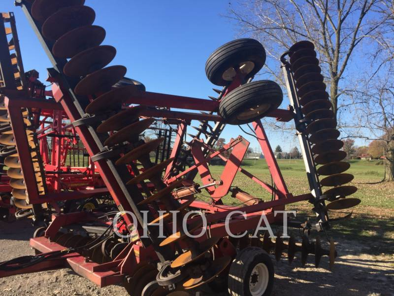 CASE/INTERNATIONAL HARVESTER APPARECCHIATURE PER COLTIVAZIONE TERRENI 496 equipment  photo 11