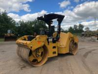 Equipment photo CATERPILLAR CB 54 COMPACTEURS TANDEMS VIBRANTS 1