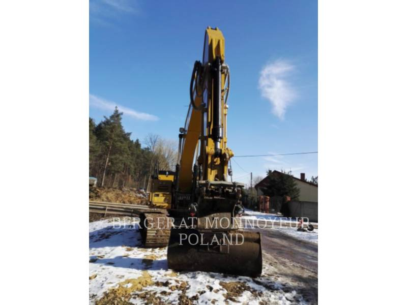 CATERPILLAR KOPARKI GĄSIENICOWE 320F L equipment  photo 2