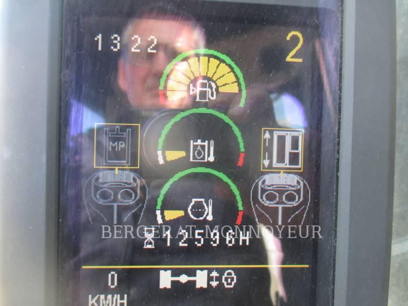 CATERPILLAR ESCAVATORI GOMMATI M318D MH equipment  photo 11