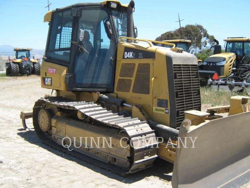 CATERPILLAR TRACK TYPE TRACTORS D4K2XL equipment  photo 1