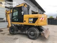 CATERPILLAR PELLES SUR PNEUS M315D equipment  photo 1
