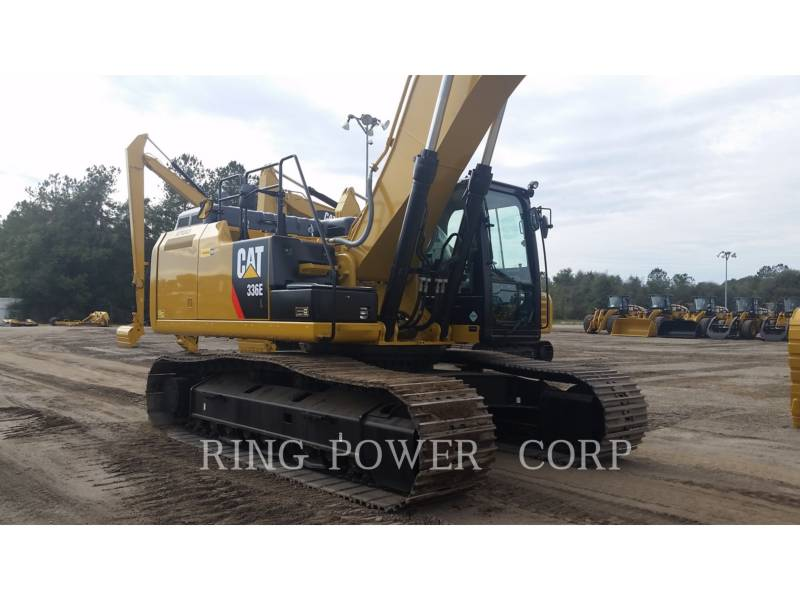 CATERPILLAR TRACK EXCAVATORS 336ELTC equipment  photo 2