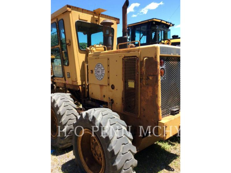 CATERPILLAR MOTONIVELADORAS 120G equipment  photo 6