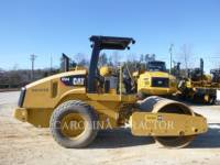 Equipment photo CATERPILLAR CS44 VIBRATORY TANDEM ROLLERS 1