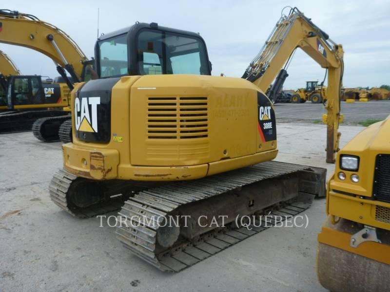 CATERPILLAR EXCAVADORAS DE CADENAS 308ECRSB equipment  photo 2