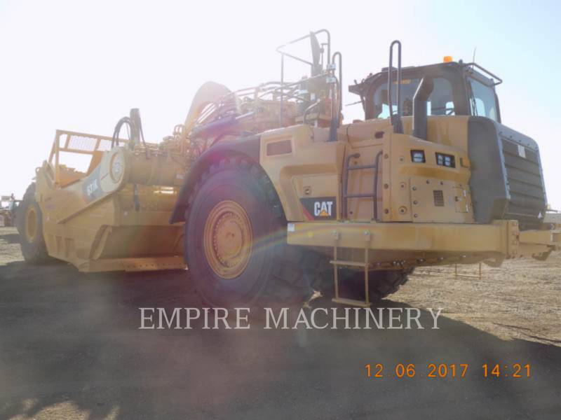 CATERPILLAR SCHÜRFZÜGE 631K equipment  photo 1