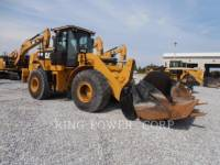 CATERPILLAR CARGADORES DE RUEDAS 950K3VQC equipment  photo 2